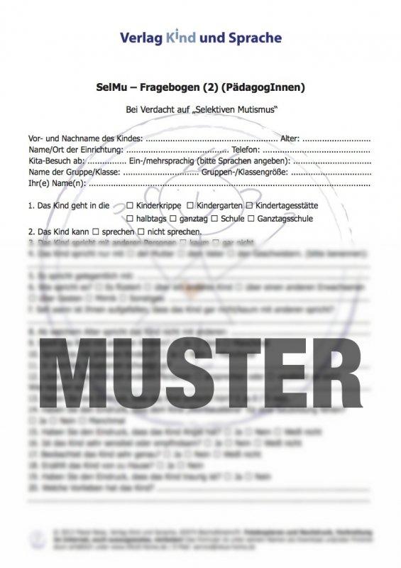 08 SelMu – Fragebogen (2) (PädagogInnen) (zweiseitig)