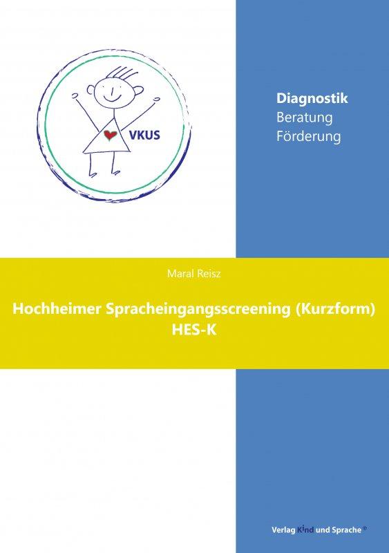 (9) HES-K Testheft (Anleitungsheft)